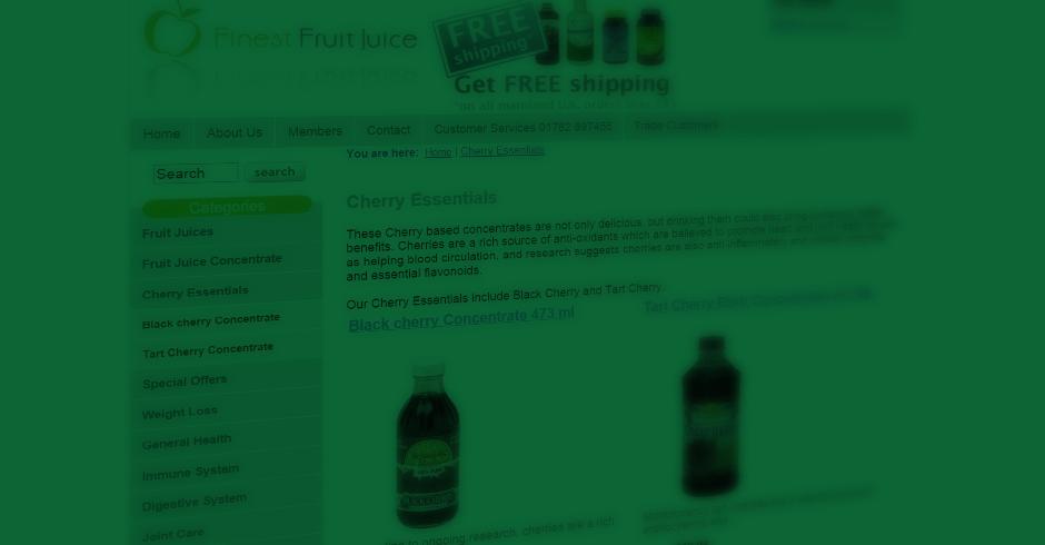 Finest Fruit Juice