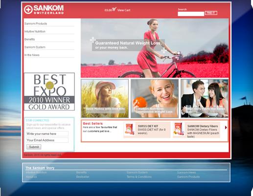 Sankom of Switzerland