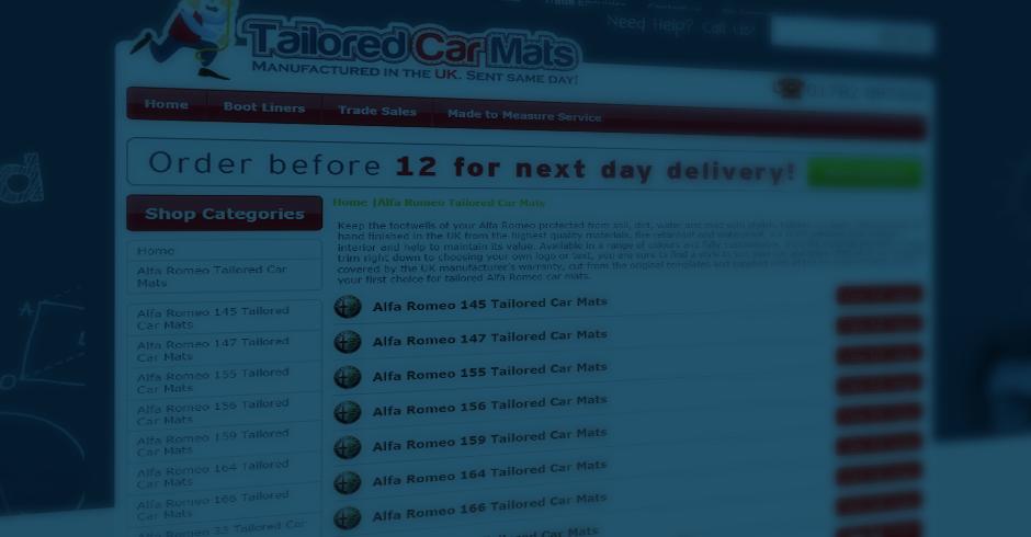 Tailored Car Mats