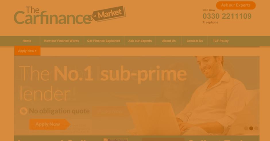 The Car Finance Market